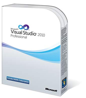 4629 Microsoft visual studio 2010