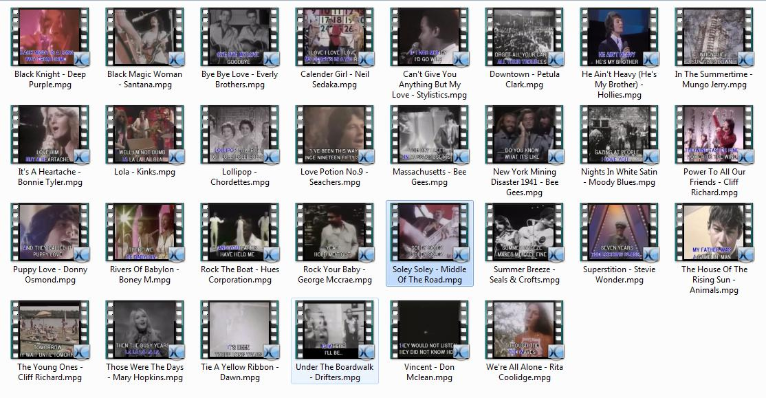 4978 Karaoke Original Footage Vol.4 - 6 (.mpg)