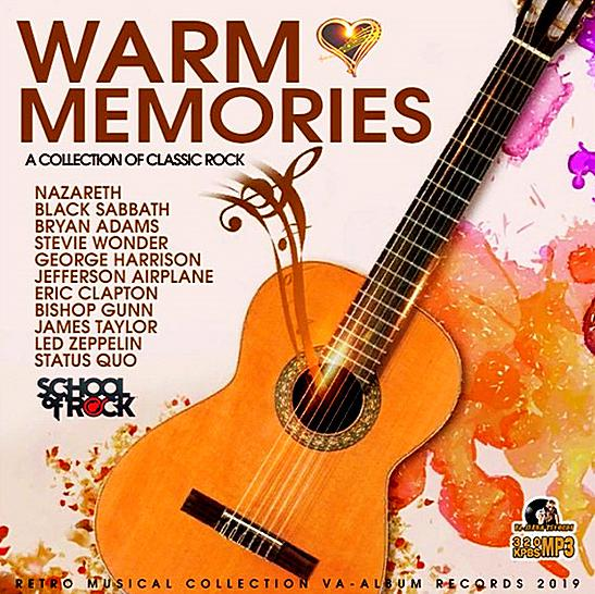 5323 Mp3 Warm Memories Collection Classic Rock 2019 320kbps