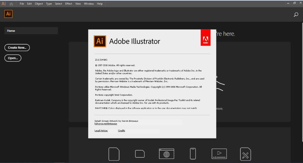 5376 Adobe Illustrator 2019 v23.1.0.670 x64 ไม่ต้อง Crack