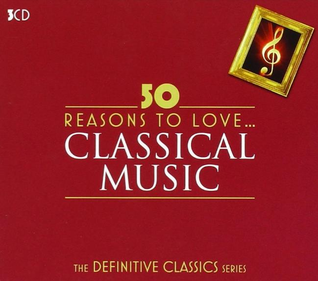 5434 Mp3 50 Reasons To Love Classical 3 IN 1 320kbps