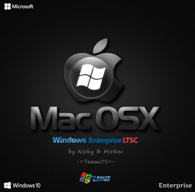 5515 Microsoft Windows MacOSX 10 EnterpriseS LTSC x64