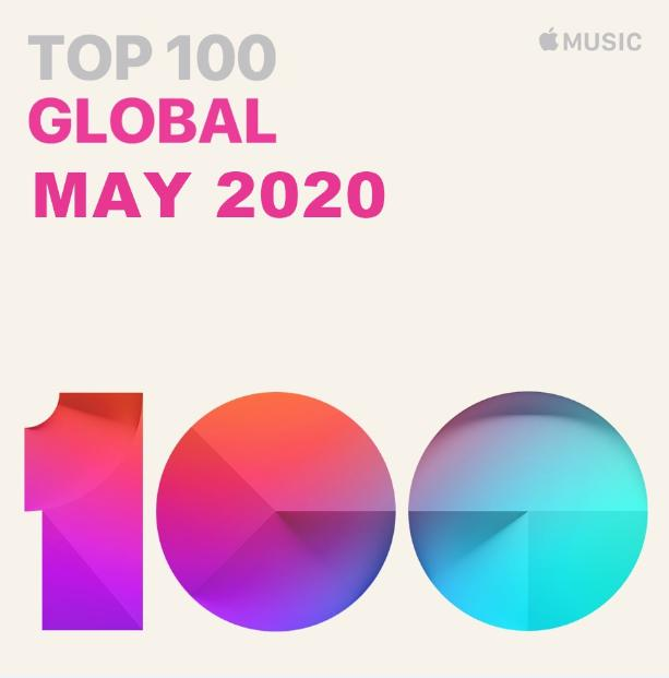 6125 Mp3 Top 100 Global for May (2020) 320kbps
